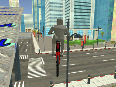 Bicycle Simulator online hra