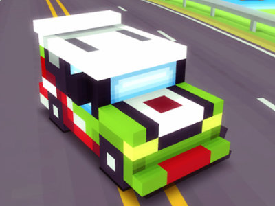 Blocky Highway online game