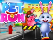 Pet Run online game