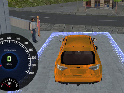 Taxi City online game