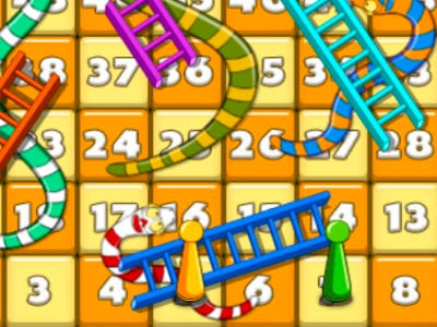 Snake and Ladders Multiplayer oнлайн-игра