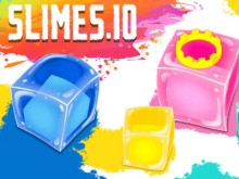 Slimes.io online hra