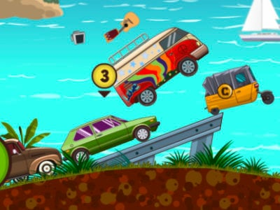 Adventure Drivers online game