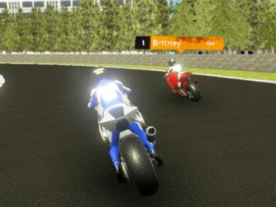 MotoGP Racing Championship online hra