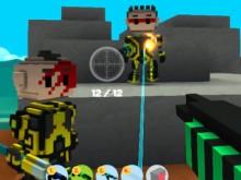 Island Battle Royale online game