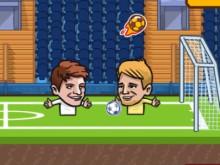 Bobblehead Soccer Royale online hra