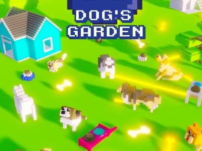 Dog's Garden online hra