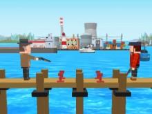 Epic Cube Duels: Pixel Universe online hra