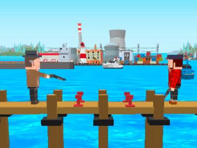 Epic Cube Duels: Pixel Universe online game