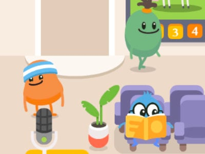 Dumb Ways Zany's Hospital online hra