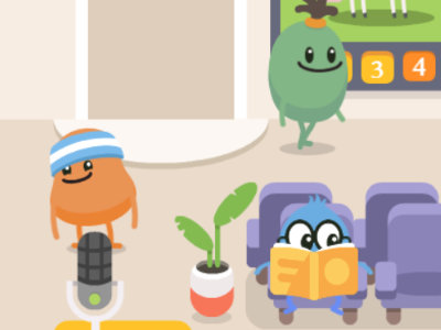 Dumb Ways Zany's Hospital online game