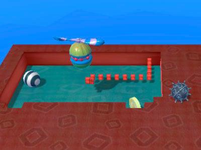 Nova Xonix 3D oнлайн-игра