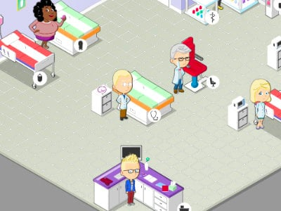Hospital Frenzy 4 online hra