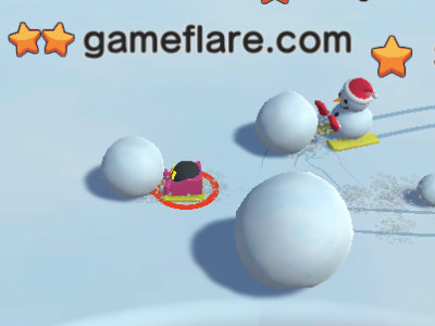 Snowball.io online game