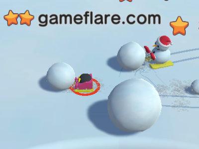 Snowball.io online hra