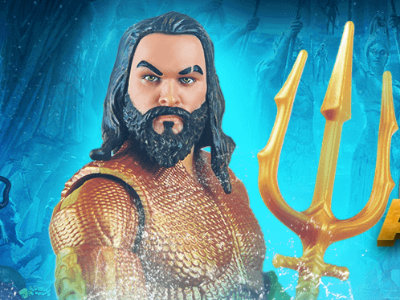 Aquaman - Race To Atlantis online hra