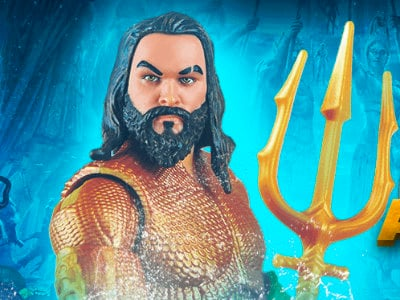 Aquaman - Race To Atlantis
