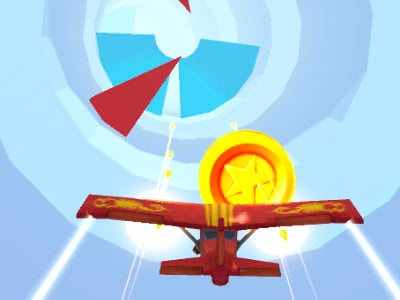 Airplane Tunnel online game