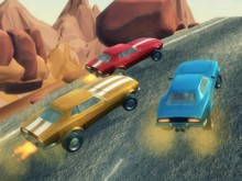 Mad Car Racing online hra