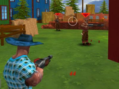 Farm Clash 3D online hra