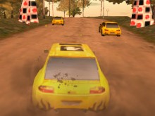 Dirt Rally Driver HD online game