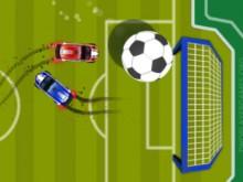 Minicars Soccer oнлайн-игра