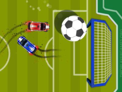 Minicars Soccer juego en línea