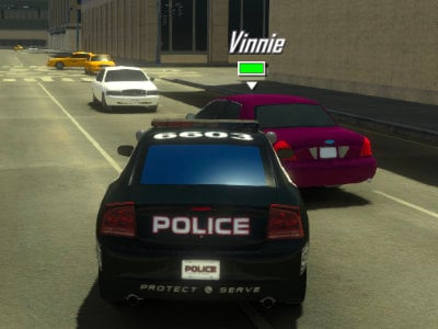 Police Pursuit 2 online hra
