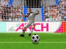Penalty Challenge online hra