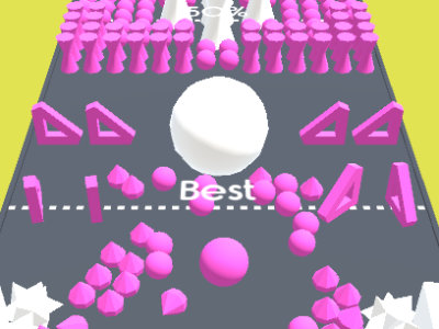 Color Bump 3D online game