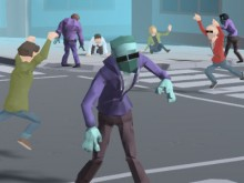 Zombie Crowd online game