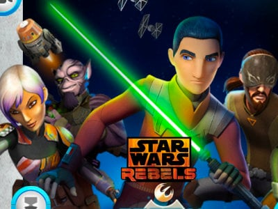 Star Wars Rebels Special Ops online hra
