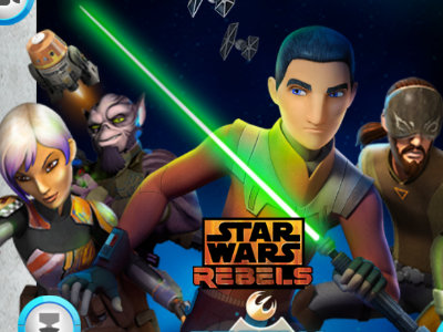 Star Wars Rebels Special Ops
