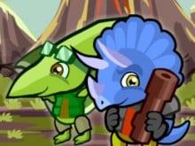 Dino Squad Adventure 3 online game