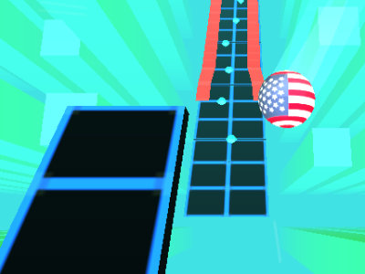 Slope Ball online game