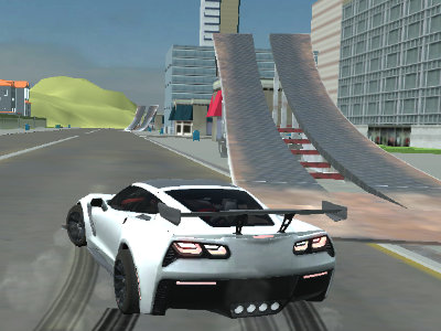 Sports Car Driver online hra