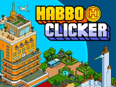 Habbo Clicker online game