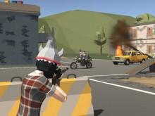 Polygonal Battlefield online hra