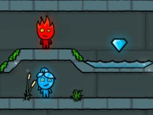 Fireboy and Watergirl 5 Elements online game