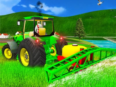 Farmer Simulator 2019