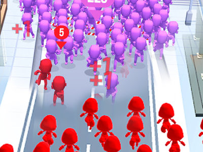 Crowd City 2 online hra