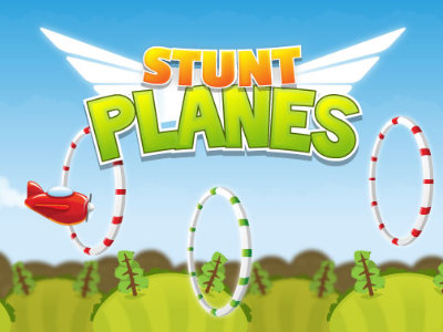 Stunt Planes online hra
