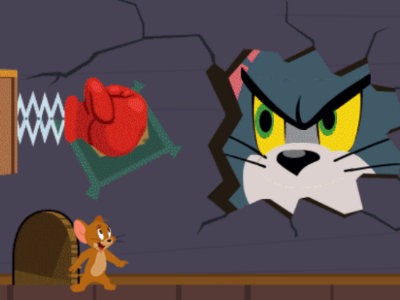 Tom and Jerry: Puzzle Escape online hra
