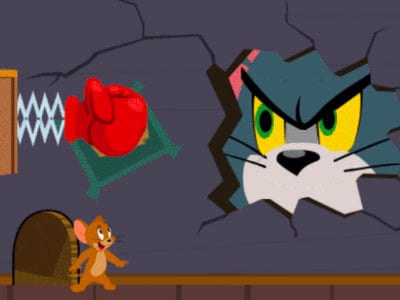 Tom and Jerry: Puzzle Escape online game