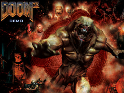 Doom 3 Demo online game