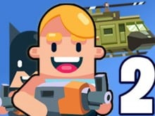 Gun Battle 2 online game