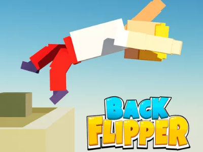 Backflipper online game