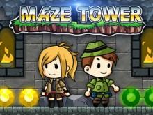 Maze Tower juego en línea