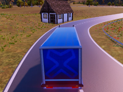 Truck Driver Simulator online game