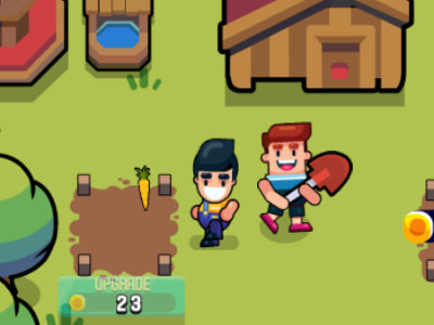 Idle Farm online game
